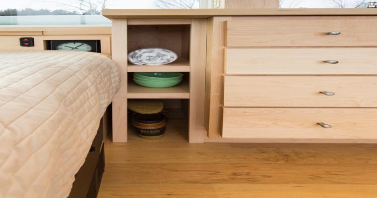 muebles diseño original madera