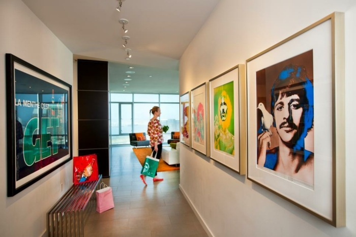 mujer colores habitaciones diseños estilos bancos