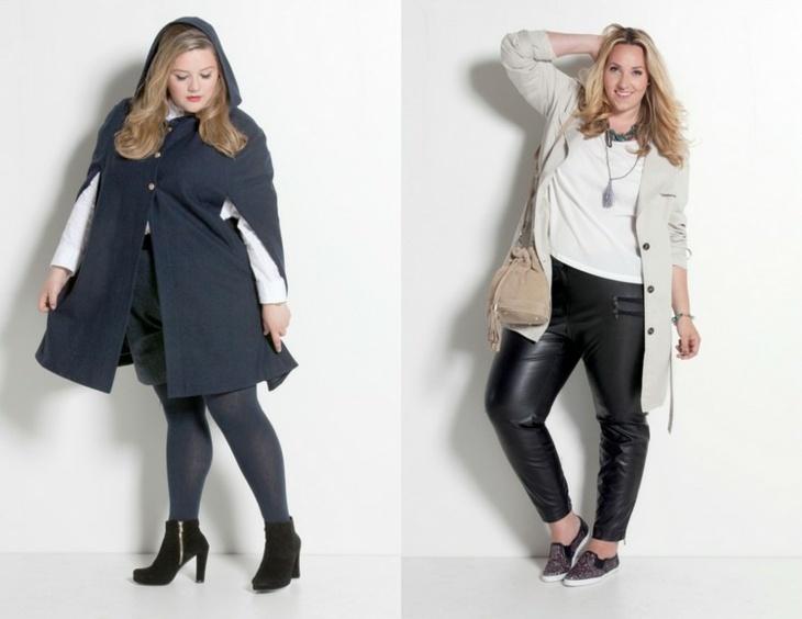 mujeres con curvas detalles sentidos elegantes tendencias