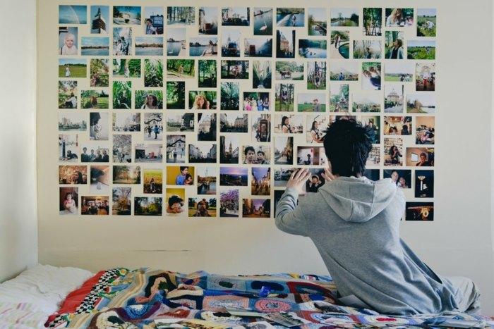 mural detalles colores sitios asuntos collage