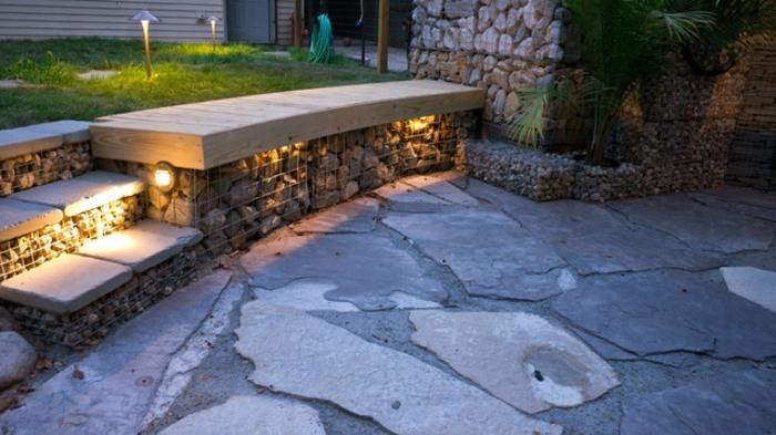 muros ideas elementos salidas lajas suelos