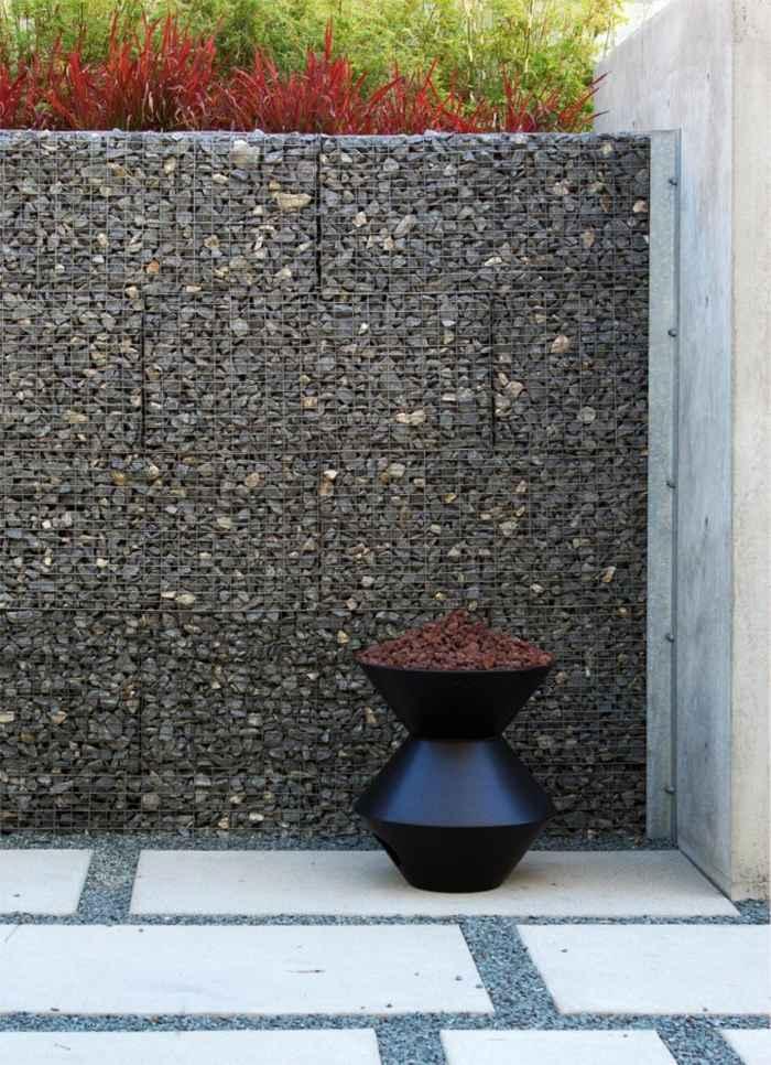 muros ideas redes castillos piedras jarrones