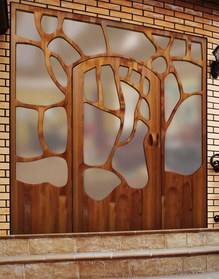 naturaleza mobiliario puertas ladrillos natural