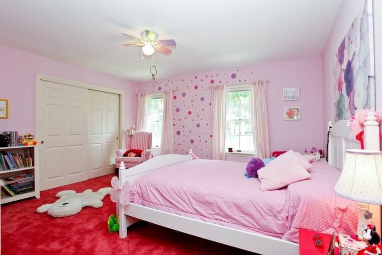 Decorar habitacion ni a 102 ideas para chicas ya mayores - Alfombra para habitacion ...