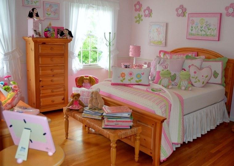 Decorar habitacion ni a 102 ideas para chicas ya mayores - Habitacion para nina ...