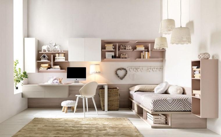 opciones decoracion habitacion nina comoda luminosa ideas