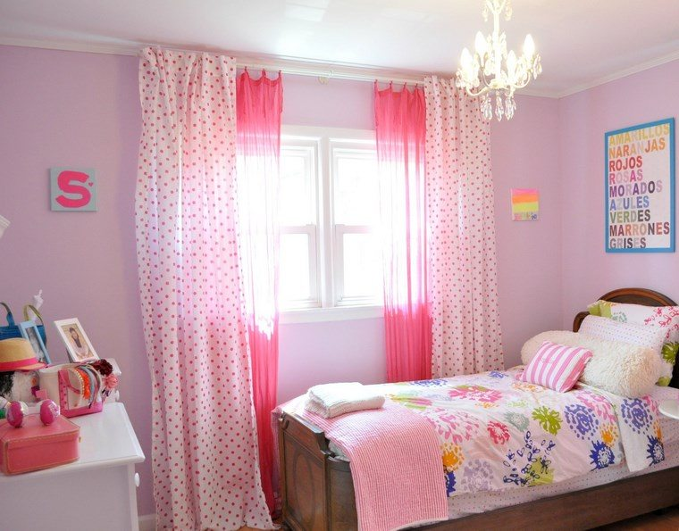 Decorar habitacion ni a 102 ideas para chicas ya mayores - Decorar habitacion bebe nina ...