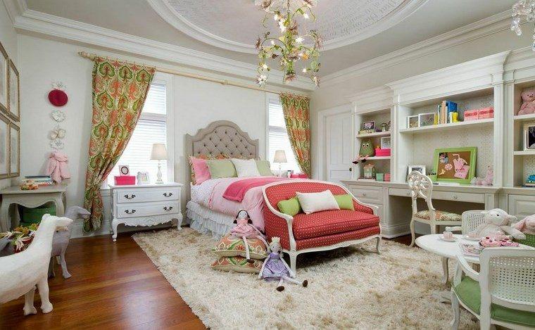 opciones decoracio habitacion nina diseno contemporaneo ideas