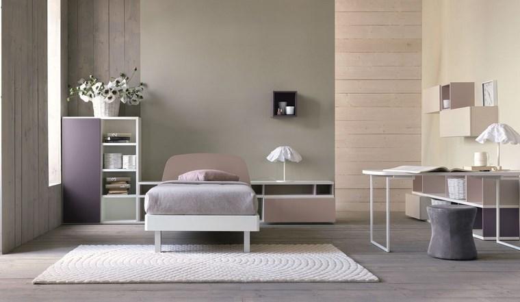 opciones decoracion habitacion nina escritorio lamparas ideas