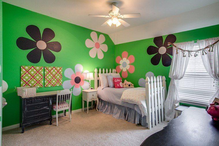 Decorar habitacion ni a 102 ideas para chicas ya mayores for Decoracion de cuartos para ninas grandes