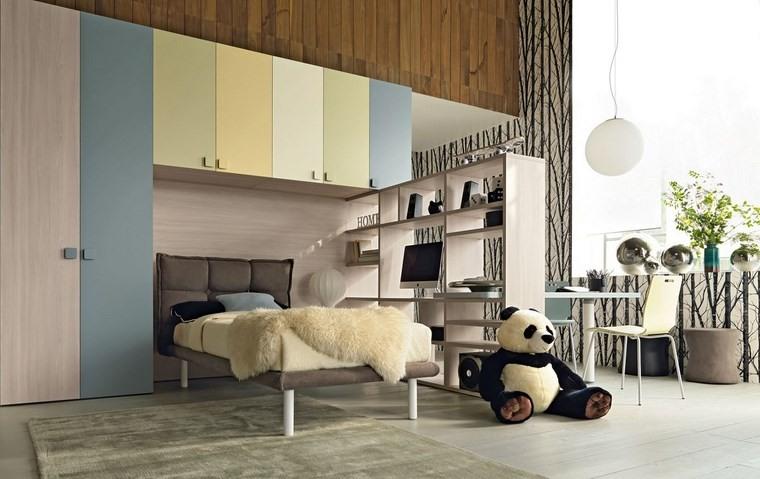 opciones decoracion habitacion nina moderna ideas