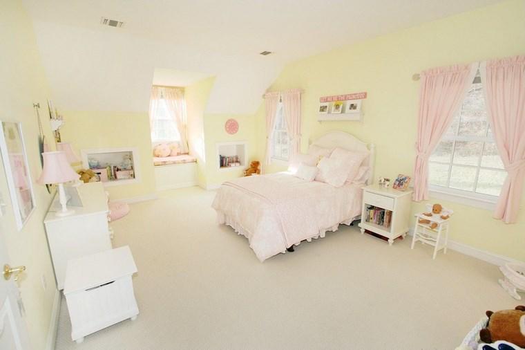 Decoracion habitacion nia de 5 aos elegant lamparas para decorar un dormitorio infantil with Decoracion paredes habitacion nina