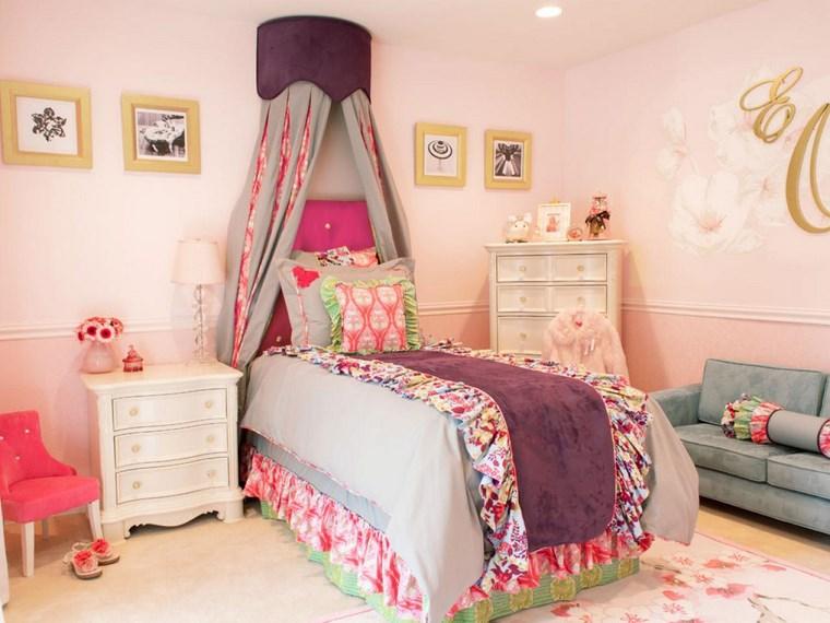opciones decoracion habitacion nina proyecto original ideas