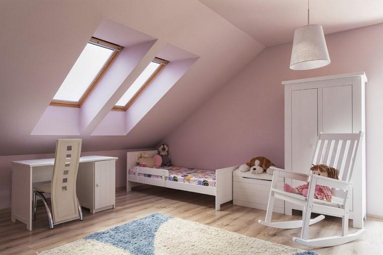 opciones decoracion habitacion nina silla balanceadora ideas