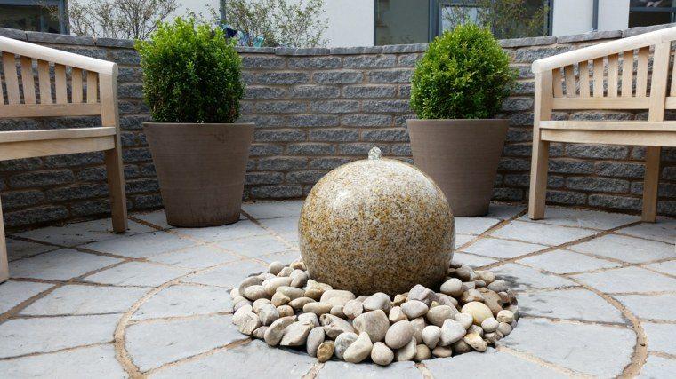 opciones decoracion terraza estilo zen ideas