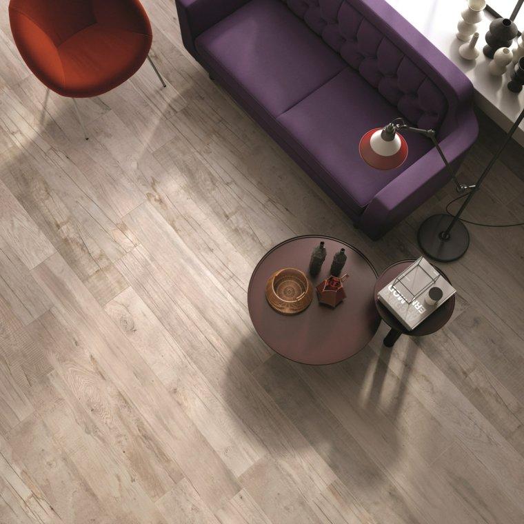 opciones losas ceramicas porcelana imitando madera sofa purpura ideas