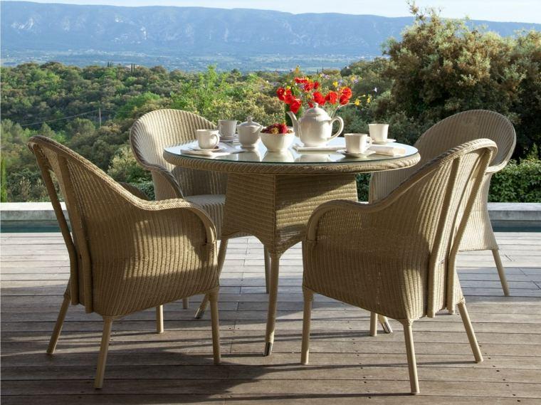 opciones muebles jardin originales vistas cafe ideas