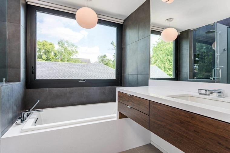 original cuarto de baño moderno