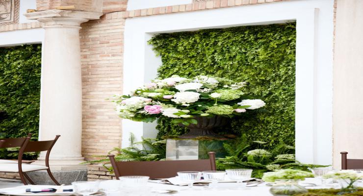 original decoración paredes terraza