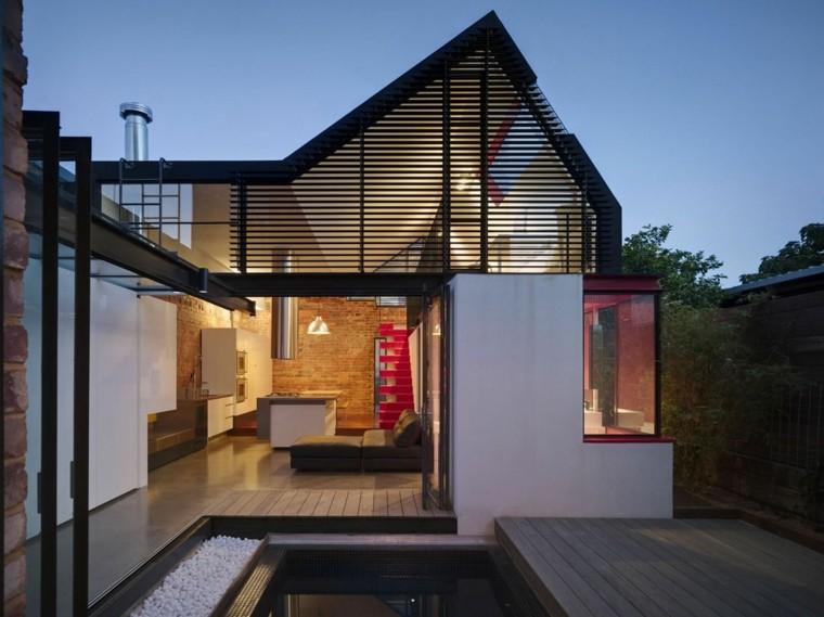 Porches jardin y terrazas cubiertas - 50 diseños excepcionales -
