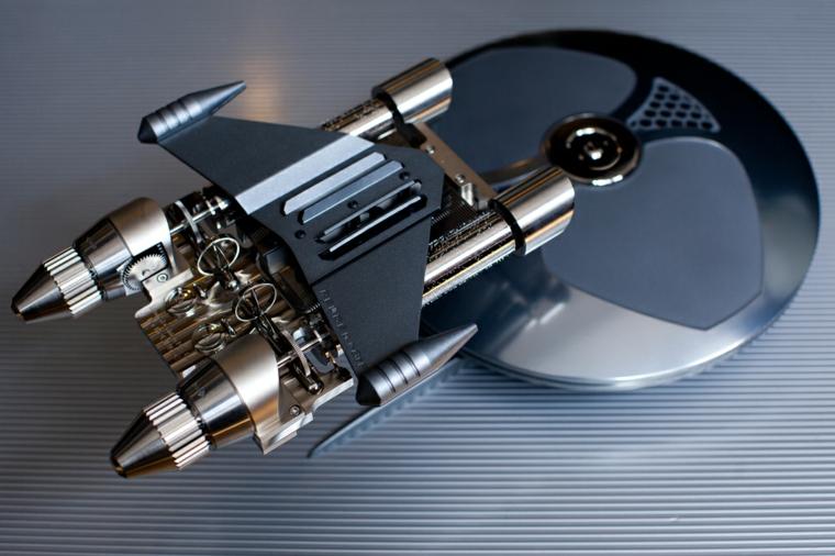 original diseño nave espacial