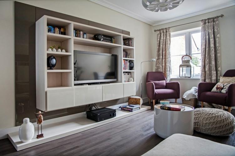 original diseño mueble estanterías modenas