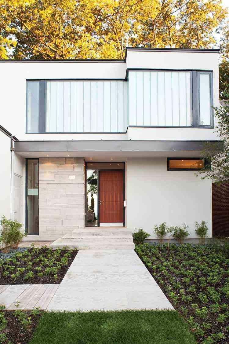 original diseño casa deco jardin