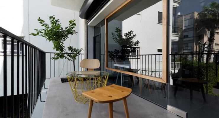 muebles modernos decorar terraza