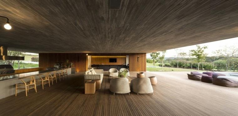 original diseño Studio MK27 porche terraza