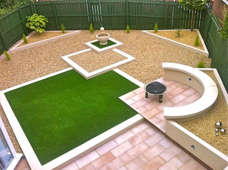 original diseño paisaje jardín