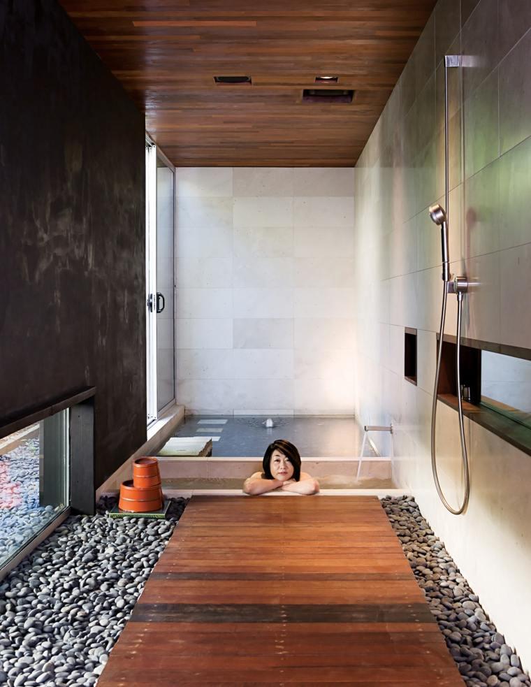 Baños minimalistas   la grandeza de lo más simple