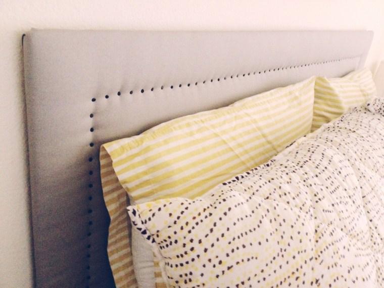 atractiva como tapizar un cabecero de cama