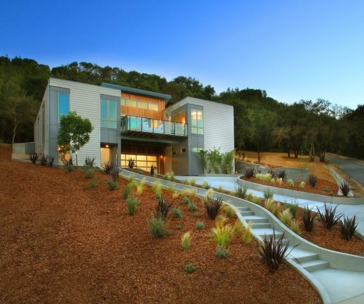 original jardin diseño minimalista