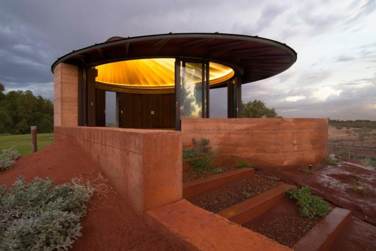 original torre casa cúpula dorada moernqa