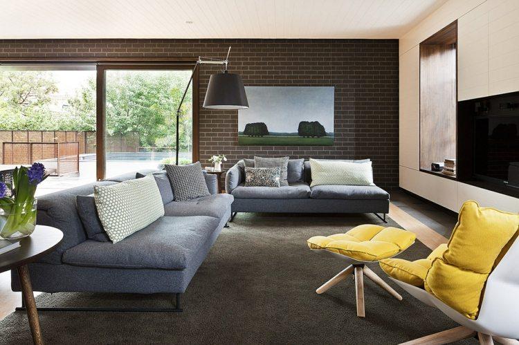 originales colores muebles salon