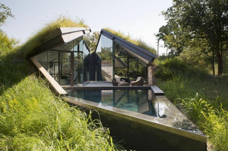 originales diseños terrazas vegetales Edgeland