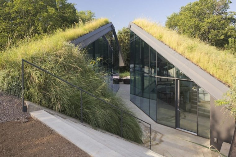 originales diseños terrazas casas