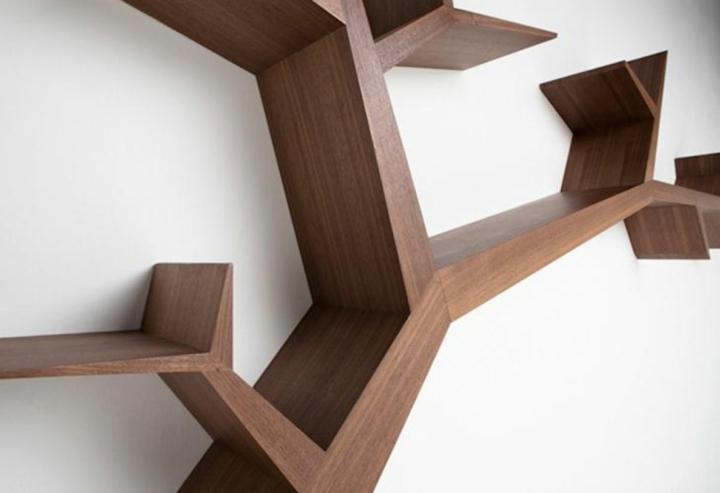 oscura madera casas muebles fuentes