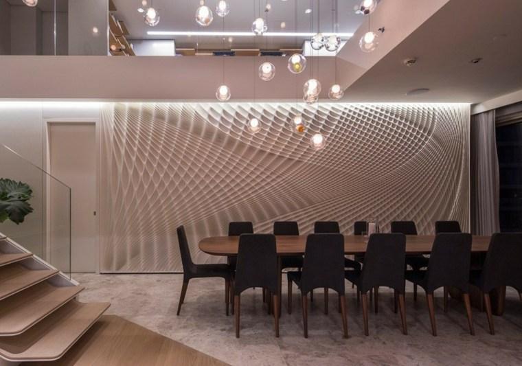 paredes creatividad diferencias puestos bombillas