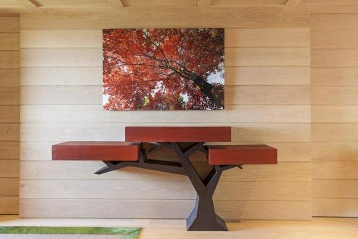 paredes mesas salones espacios aratdecer