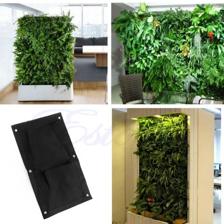 Plantas para jardines verticales trendy plantas para - Plantas para jardines verticales ...
