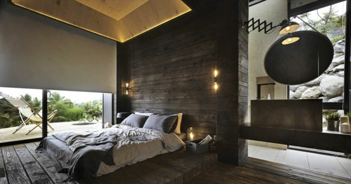 paredes salones concursos verdes tejidos