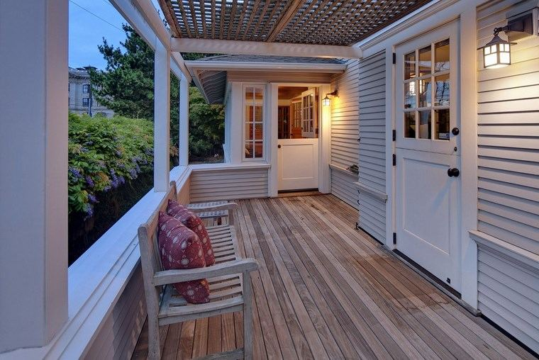 Porches Jard 237 N Y Muebles Preciosos Para La Entrada
