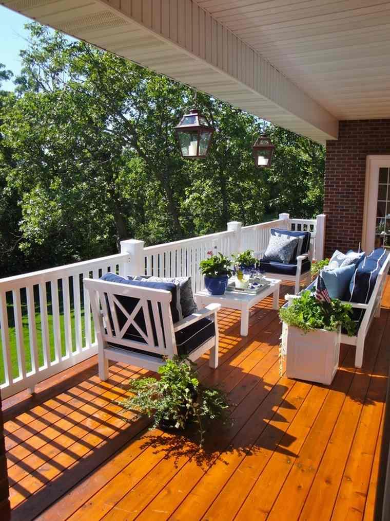 Porches jard n y muebles preciosos para la entrada for Ideas para el jardin reciclando