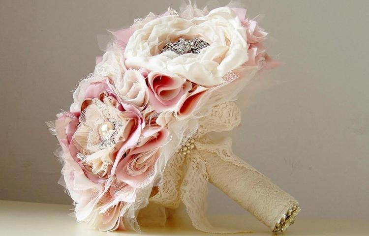 ramo novia estilo vintage