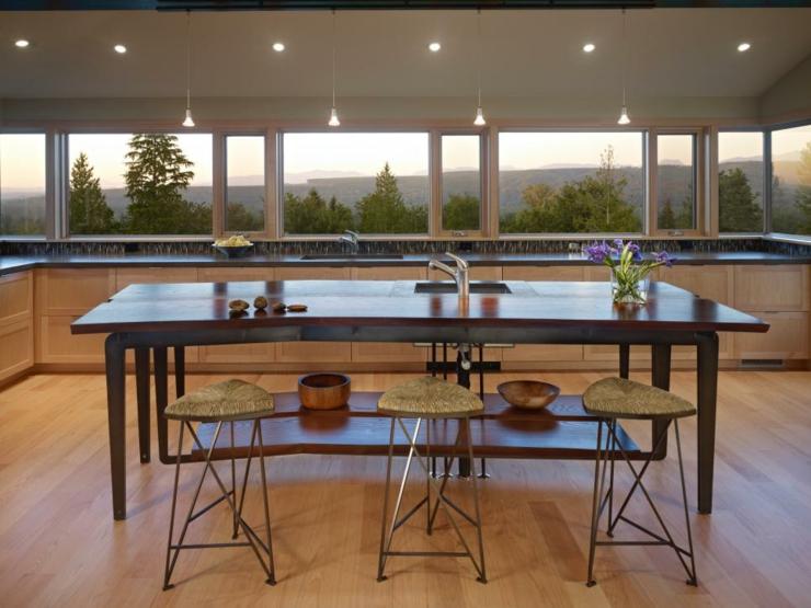 renovacion muebles cocinas sala simples