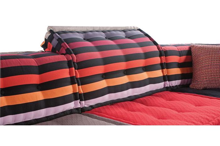 respaldo rayas colores costuras muebles condiciones