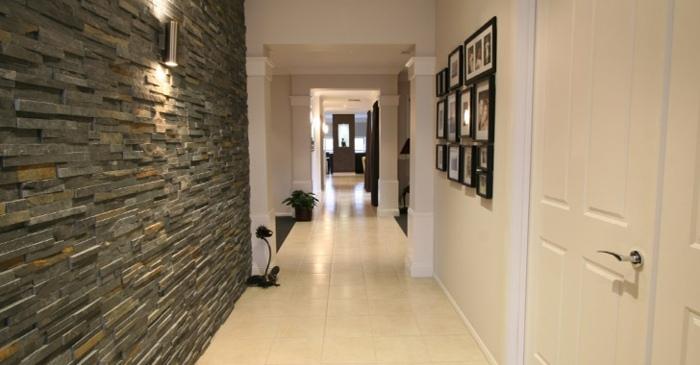rocas paredes suelos ideas salas estilos natural