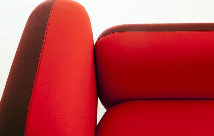 rojos colores creativos salones estilos cuerdas