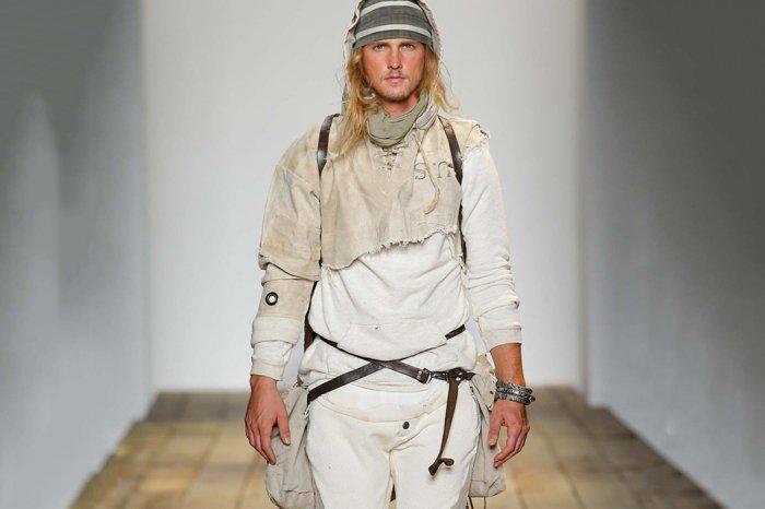 ropa de hombre disenos modelos pasarela temporada 2016 estilo safari ideas